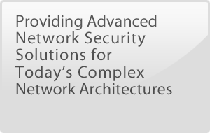 Providing Advanced Network Security Solutions for Today's Complex Network Architectures